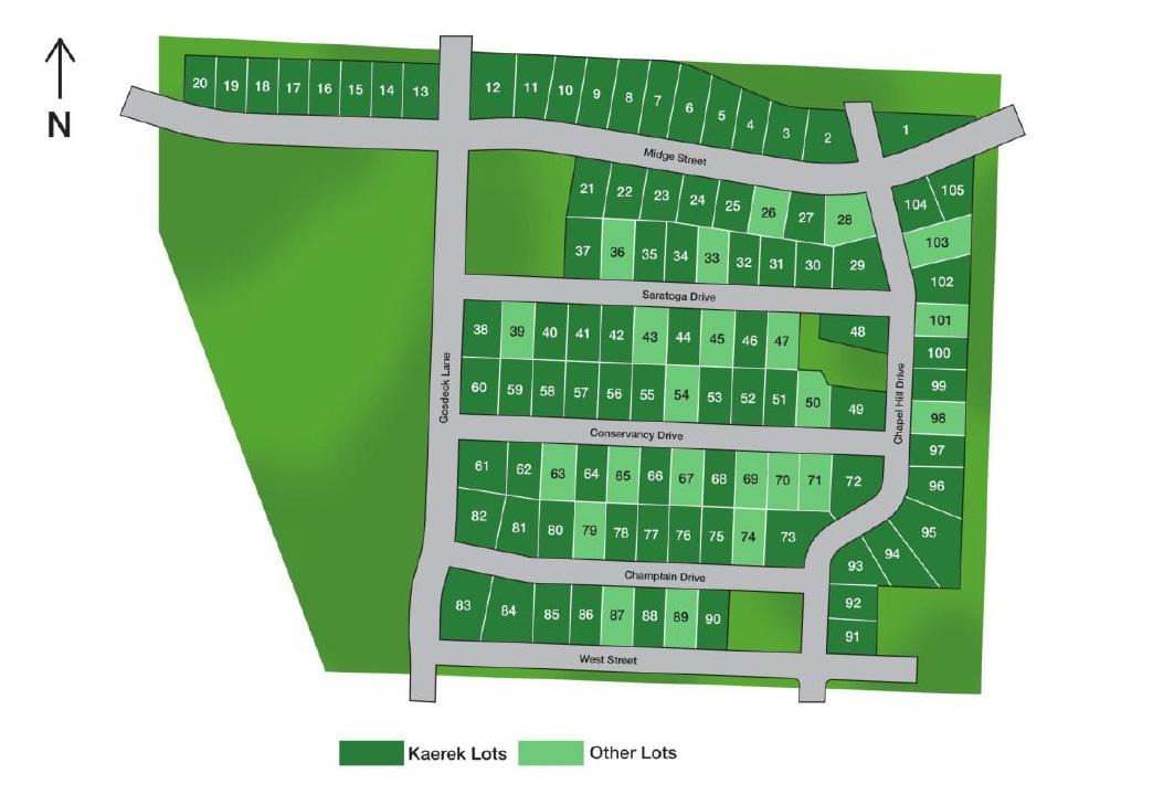 Morse Farm Homesites
