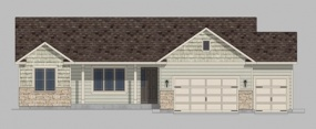 401 Chapel Hill Dr., Morse Farms Highlands, Johnson Creek, Wisconsin, United States 53038, 3 Bedrooms Bedrooms, ,2 BathroomsBathrooms,Home,Sold,Chapel Hill Dr.,1174