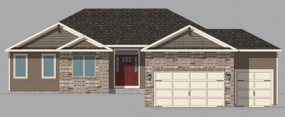 977 Pinnacle Dr., The Ridge, Lake Mills, Wisconsin, United States 53551, 3 Bedrooms Bedrooms, ,2 BathroomsBathrooms,Home,Sold,Pinnacle Dr.,1203