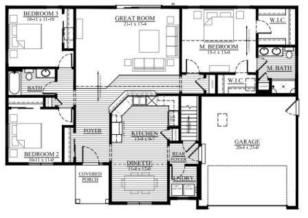 420 Saratoga Dr, Morse Farms Highland, Johnson Creek, Wisconsin, United States 53038, 3 Bedrooms Bedrooms, ,2 BathroomsBathrooms,Home,Sold,Saratoga Dr,1213